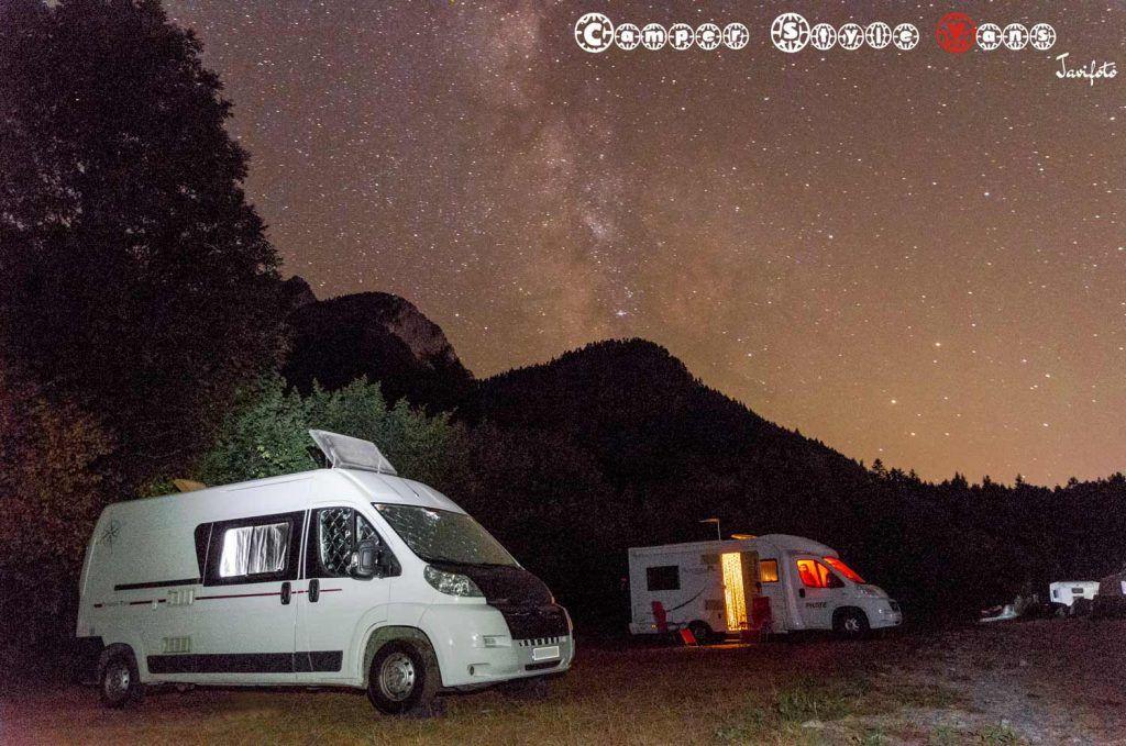 Alquiler furgonetas camper