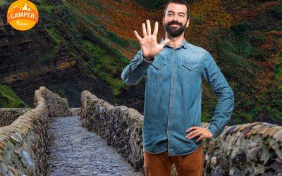 5 Aspectos Básicos para tu primer Viaje en Furgoneta Camper